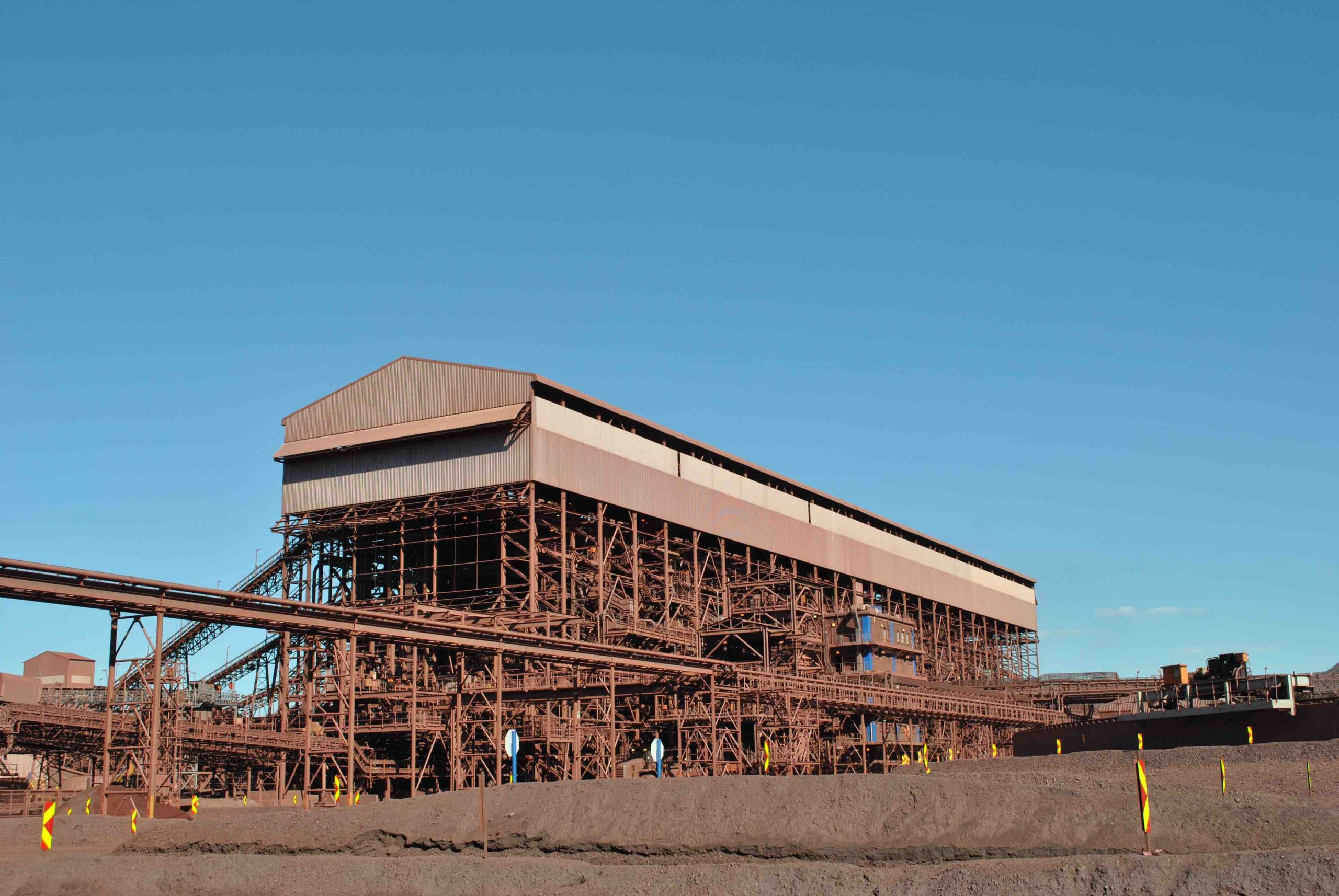 Structural Audits and Conditional Assessment at Sishen Iron Ore Mine, 2018
